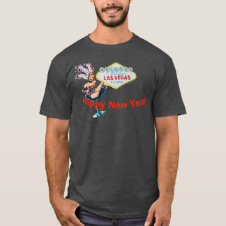 Las Vegas Happy New year T-Shirt