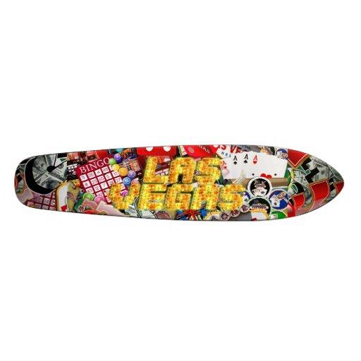 Las Vegas Icons - Neon Lights Skate Boards