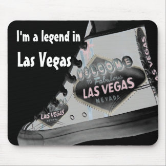 Las Vegas Legend Mouse Pad