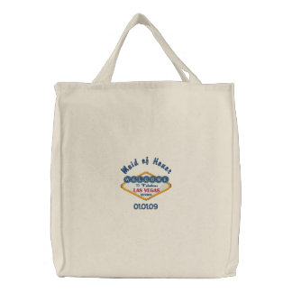 Las Vegas Maid of Honor Tote