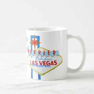 Las Vegas Marriage Celebration Coffee Mug