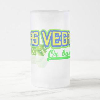Las Vegas mug - choose style & color