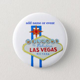 Las Vegas Name Badge