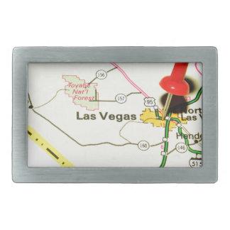 Las Vegas, Nevada Belt Buckle