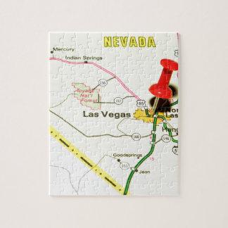 Las Vegas, Nevada Jigsaw Puzzle