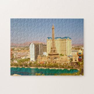 Las Vegas Nevada. Jigsaw Puzzle