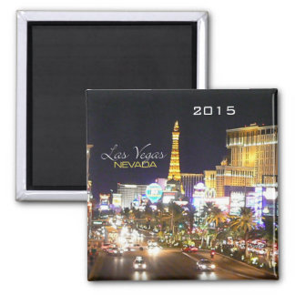 Las Vegas Nevada Nighttime Magnet Change Year