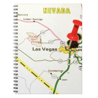 Las Vegas, Nevada Notebooks