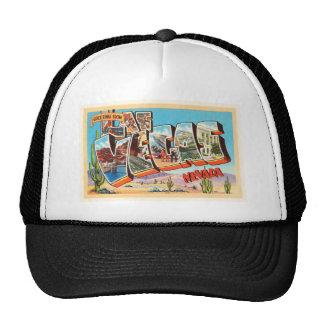 Las Vegas Nevada NV Old Vintage Travel Souvenir Cap