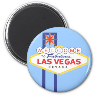 Las Vegas Nevada Vacation Travel Magnet