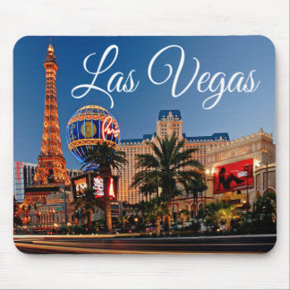 Las Vegas, Nevada - Vegas Strip - United States Mouse Pad