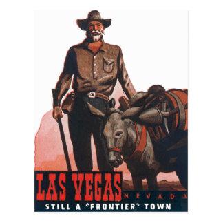 Las Vegas Nevada Vintage Postcard