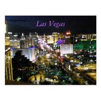 Las Vegas NevadaBoulevard Strip Nevada Postcard