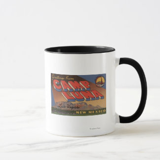 Las Vegas, New Mexico - Camp Luna Mug