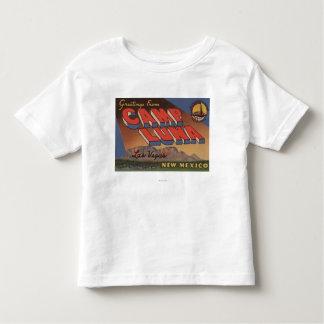 Las Vegas, New Mexico - Camp Luna Toddler T-Shirt