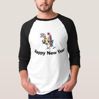 Las Vegas New Year Vintage Sign T-Shirt