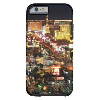 Las Vegas Night Skyline iPhone 6 case