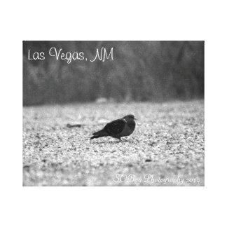 Las Vegas, NM on Canvas 002 Canvas Print