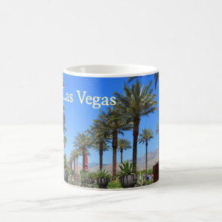 Las Vegas Palm Trees at Red Rock Coffee Mug