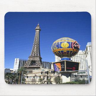 Las Vegas Paris Hotel Mousepad