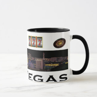 Las Vegas Player's Mug
