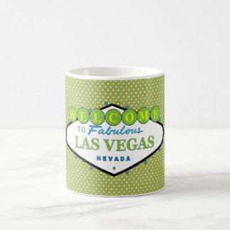 Las Vegas Polka Dot Mug