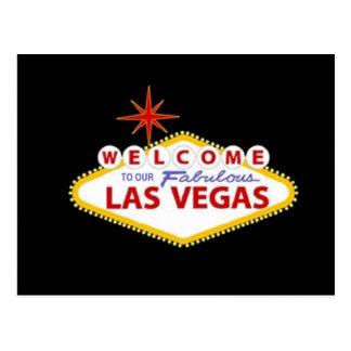 Las Vegas Postcard - Personalize your own!