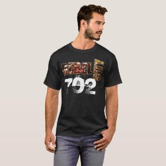 Las Vegas Rebel City 702 T-Shirt