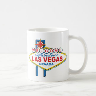 Las Vegas Retro Sign Coffee Mug