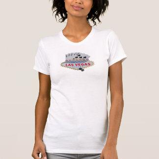 Las Vegas Royal Flush Poker Camisole Tshirt