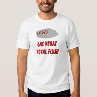 Las Vegas Royal Flush T-Shirt