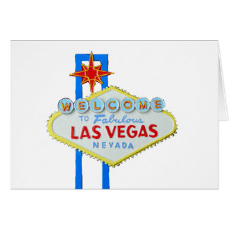 Las Vegas Sign Make Your Own Invitations