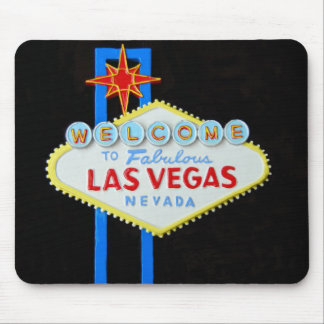 Las Vegas Sign Solo Mouse Pad