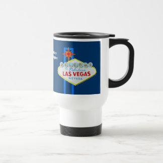 Las Vegas Sign Souvenir Travel Mug