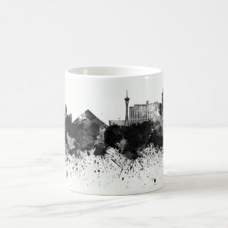 Las Vegas Skyline Magic Mug