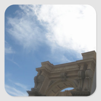 LAS VEGAS Skyline Photography - Casinos,Resorts Stickers
