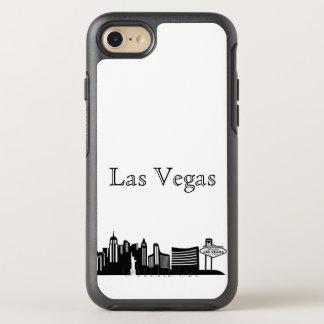 Las Vegas Skyline Silhouette Case