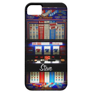 Las Vegas Slot machine for Gamblers iPhone 5 Covers