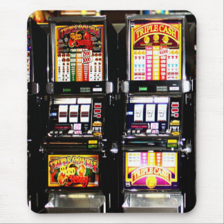Las Vegas Slots Dream Machines Mouse Pad