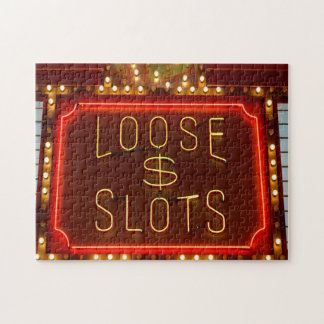 Las Vegas slots Nevada. Jigsaw Puzzle