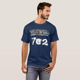 Las Vegas State of Mind 702 T-Shirt