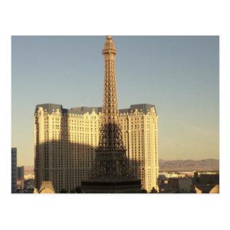 Las Vegas strip 3 Postcard