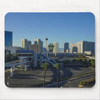 Las Vegas Strip Ahead Mouse Pad