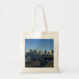 Las Vegas Strip Ahead Tote Bag