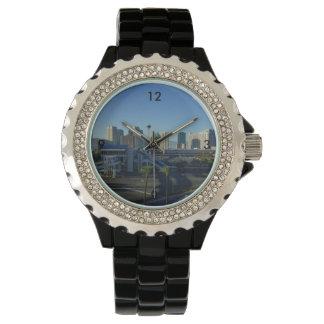 Las Vegas Strip Ahead Wristwatch