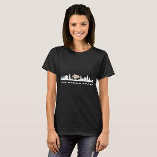 LAS VEGAS STRIP BIRTHDAY Women's Dark T-Shirt