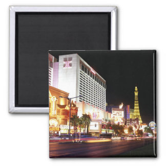 Las Vegas The Strip Magnet