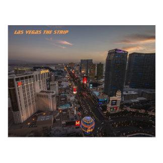 Las Vegas The Strip Postcard