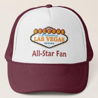 Las Vegas Trucker All-Star Fan Cap! Trucker Hat