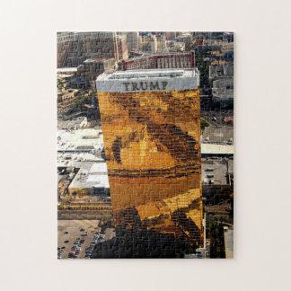 Las Vegas Trump Tower Puzzle